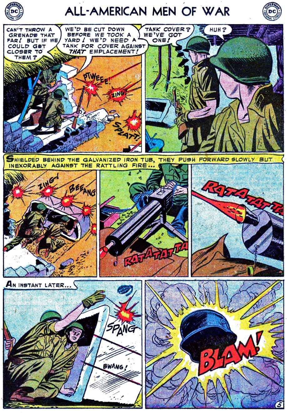 All-American Men of War issue 23 - Page 16