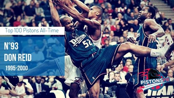 Don Reid   PistonsFR, actualité des Detroit Pistons en france