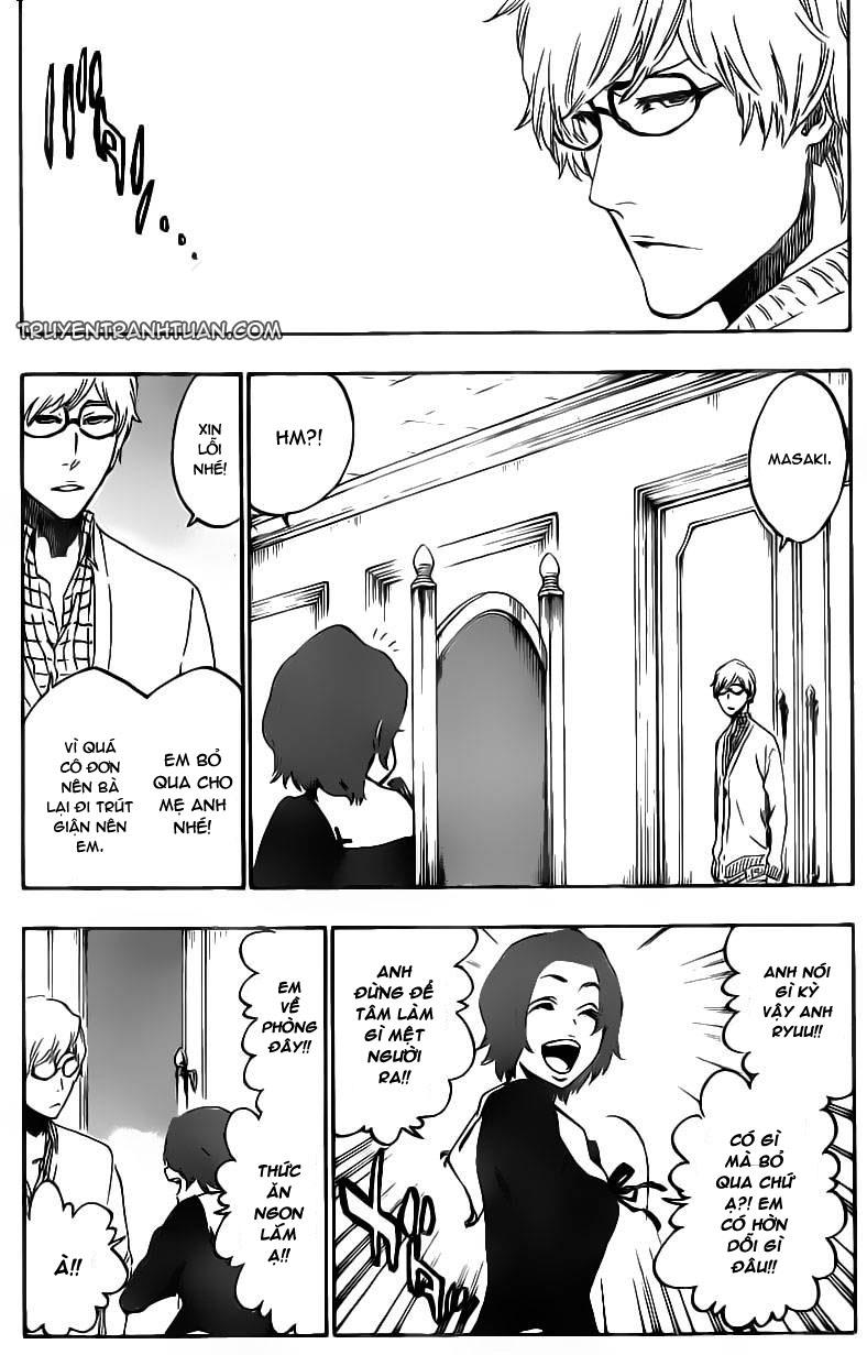 Bleach chapter 530 trang 11