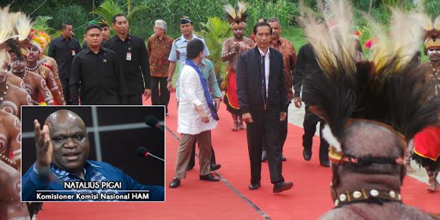 Baru Seminggu Sepeninggal Jokowi dari Papua, Tujuh Nyawa Melayang akibat Timah Panas