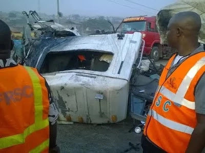 road accidents ileya ogun state