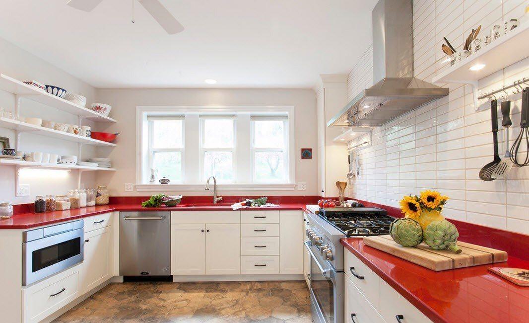 U shaped kitchen layout design options   Czytamwwannie's