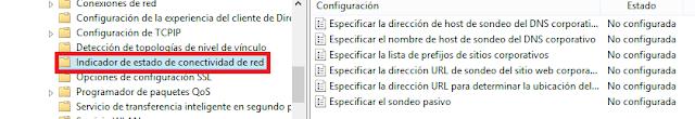 Windows: Signo de admiración en conexión