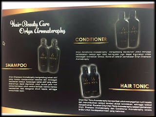 ORLYN Hair Beauty Care NASA