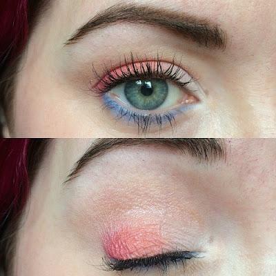 makeup look pantone colours of year rose quartz serenity