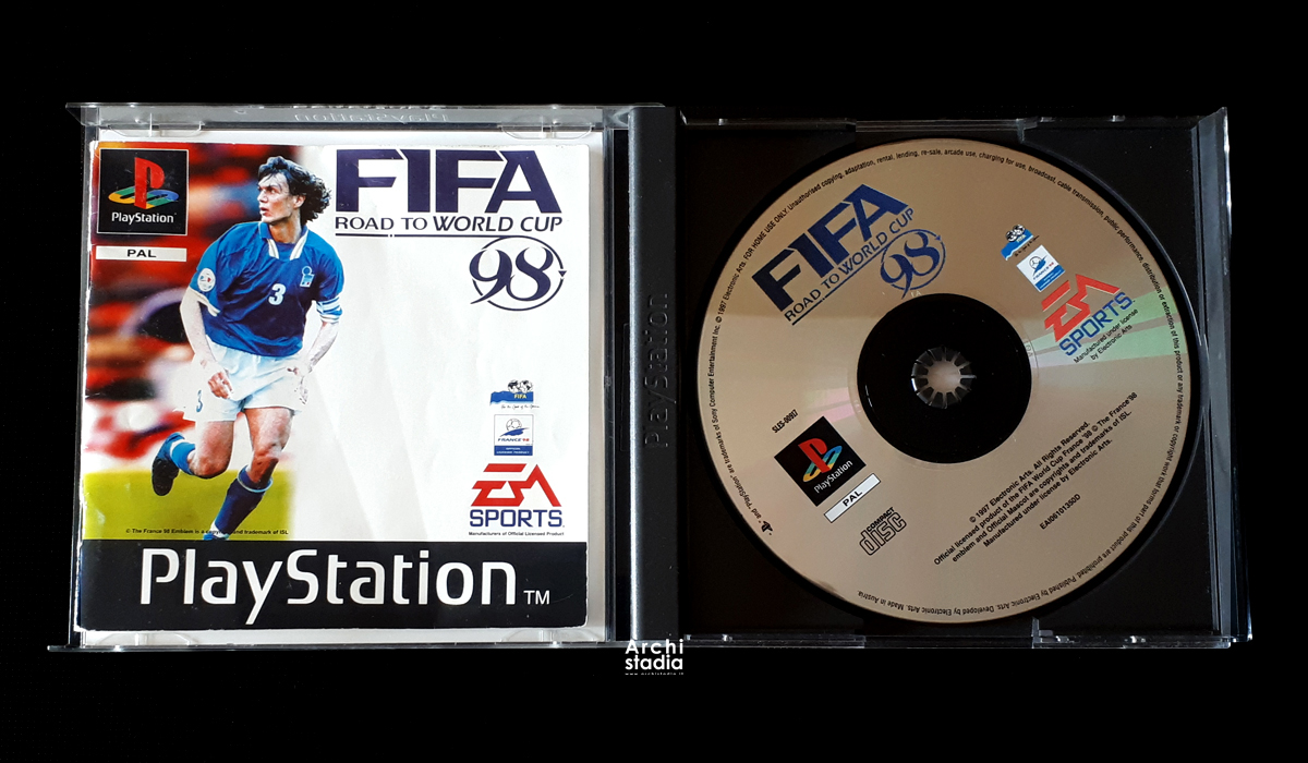 fifa98 stadi storia playstation