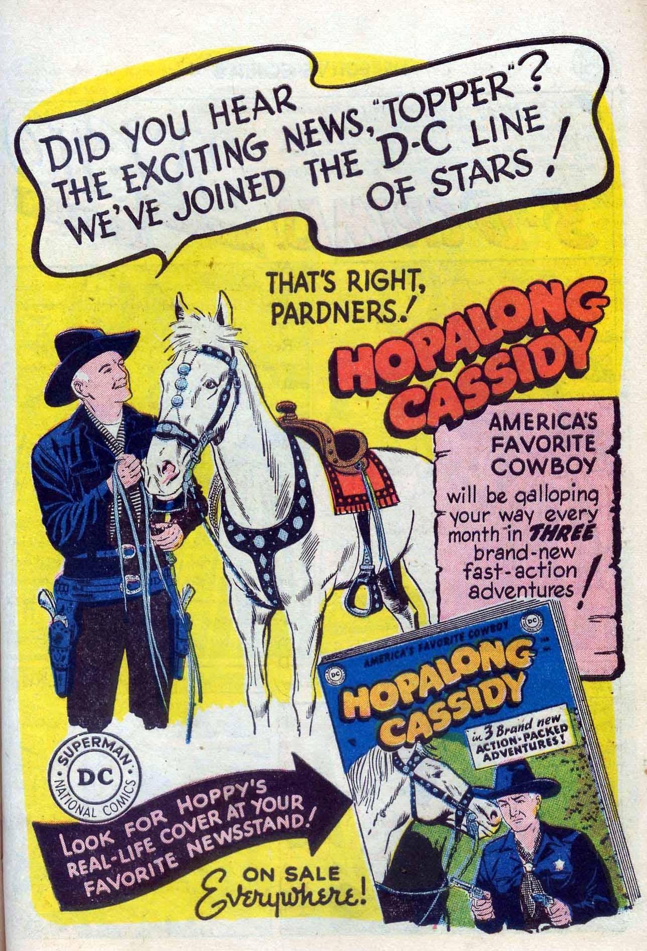 Read online Detective Comics (1937) comic -  Issue #204 - 33