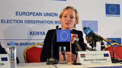 EU Kenya. PHOTO | FILE