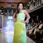 Sania Mirza hot pictures at ramp walk