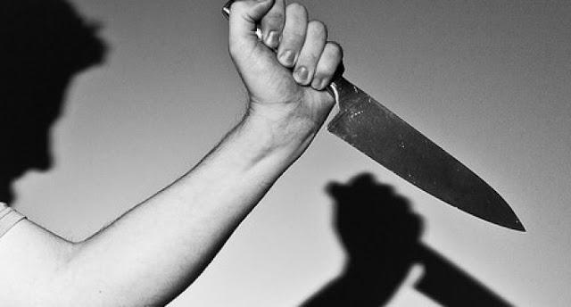 Ex namorado tenta matar mulher a facadas em Arapuã