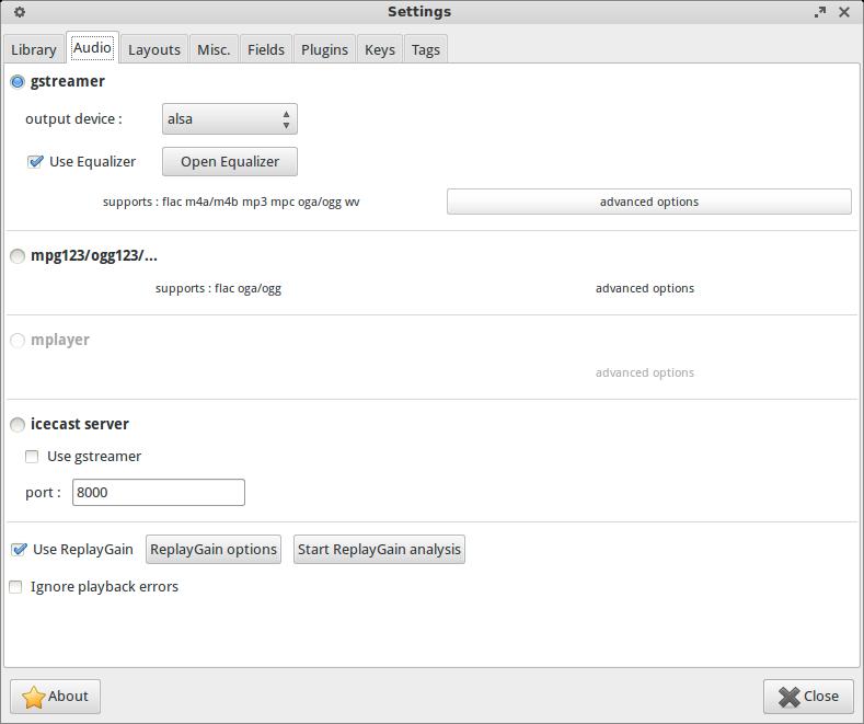 Upgrade Your Grey Matter: Bit Perfect Audio in Ubuntu