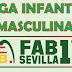 Última Jornada de la Primera Fase en la Liga FabSevilla Infantil Masculina