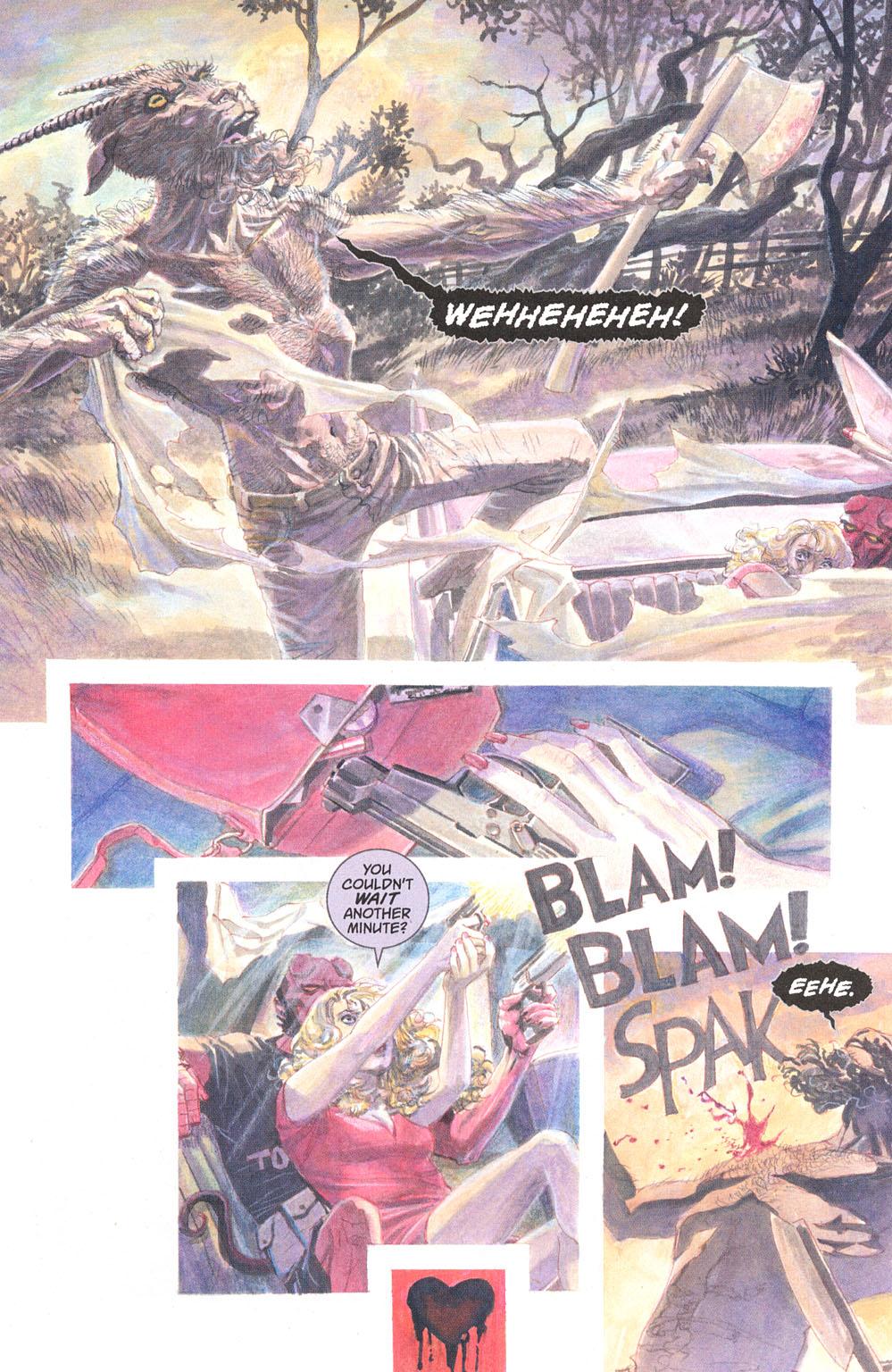 Read online Hellboy: Weird Tales comic -  Issue #5 - 8