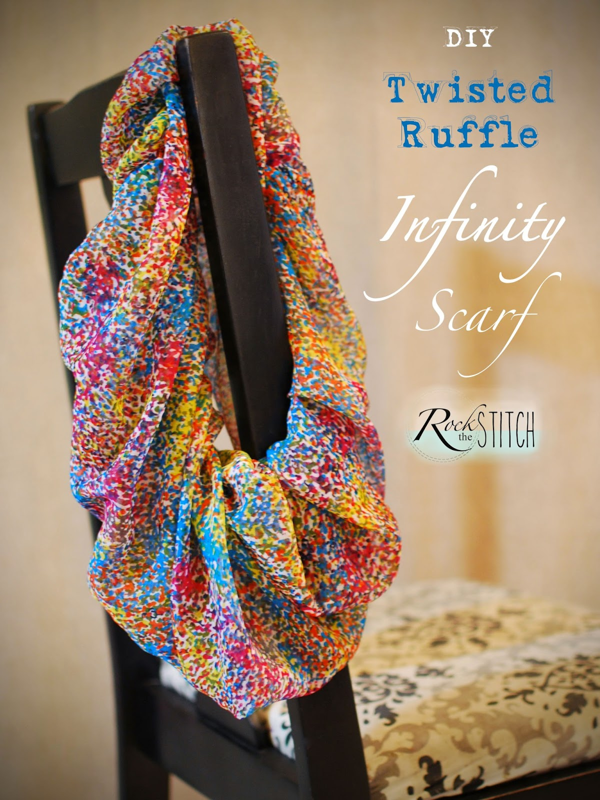 http://rockthestitch.blogspot.com/2014/01/diy-twisted-ruffle-infinity-scarf.html