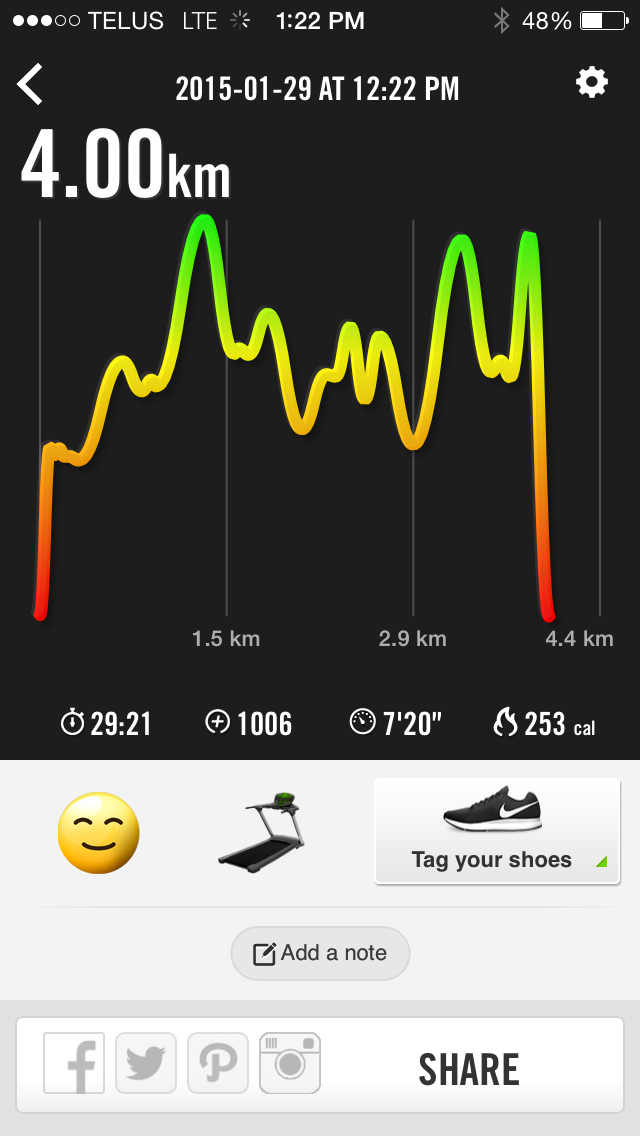 Image of Nike Running App
