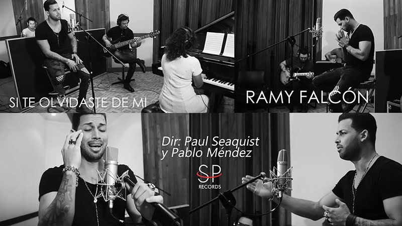 Ramy Falcón - ¨Si te olvidaste de mi¨ - Videoclip - Dirección: Paul Seaquist y Pablo Méndez. Portal del Vídeo Clip Cubano
