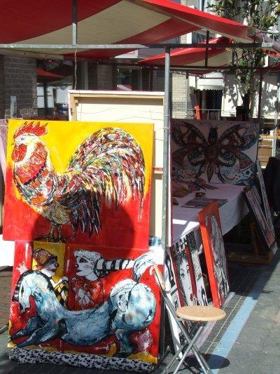 Inleiding kunst verkopen