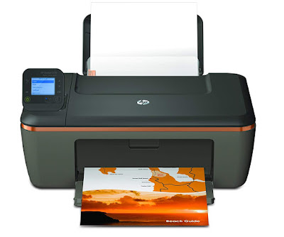 together with connect to your wireless network speedily together with easily HP Deskjet 3510 Driver Downloads