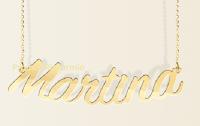 Logo Concorso ''Vinci con DOVE'': in palio 13 collier in oro personalizzati