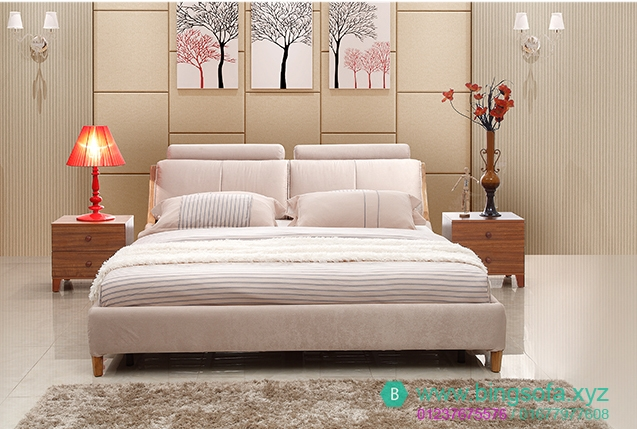 Địa chỉ mua giường ngủ 1m6,1m8x2m, 2mx2m2 uy tính tại Hà Nội
