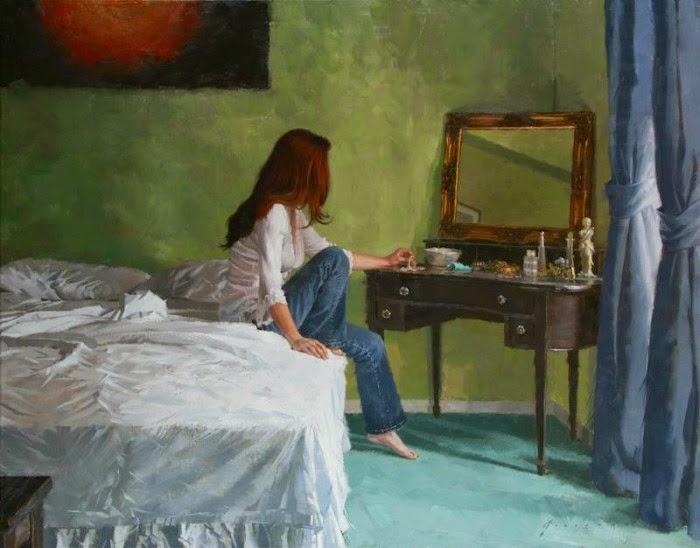 Современные художники Америки. Vincent Giarrano