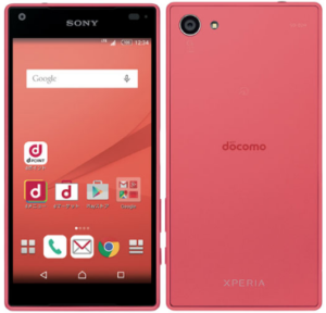 Download Firmware Sony Xperia Z5 Compact SO-02H - Marshmallow - 6.0