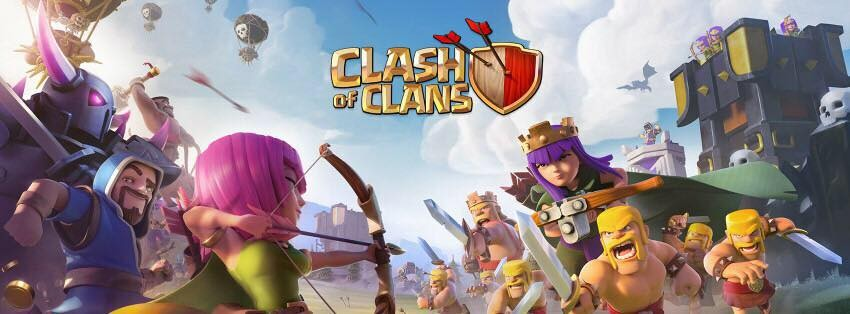 Download Game Android Clash of Clans (COC) di Android