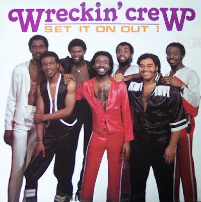 Wreckin Crew Chance To Dance
