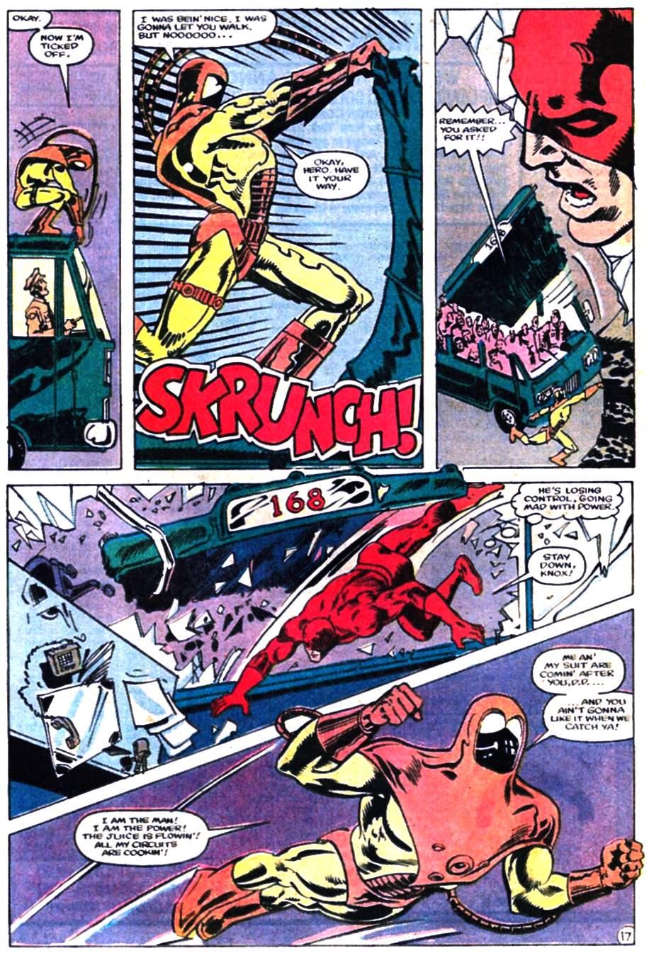 Daredevil (1964) 224 Page 17