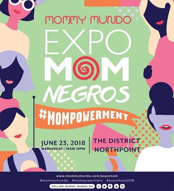 Expo Mom 2018 - #Mompowerment - Bacolod