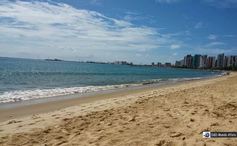 O que fazer em Fortaleza - Praia de Iracema, Fortaleza, Ceará