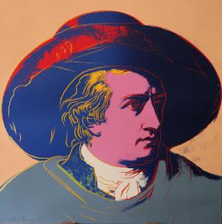 Goethe est l'auteur d'une œuvre prolifique aux accents encyclopédiques qui le rattache à deux mouvements littéraires : le Sturm und Drang et le classicisme de Weimar (Weimarer Klassik). En physique, il proposa une théorie de la lumière et en anatomie, il fit la découverte d'un os de la mâchoire.