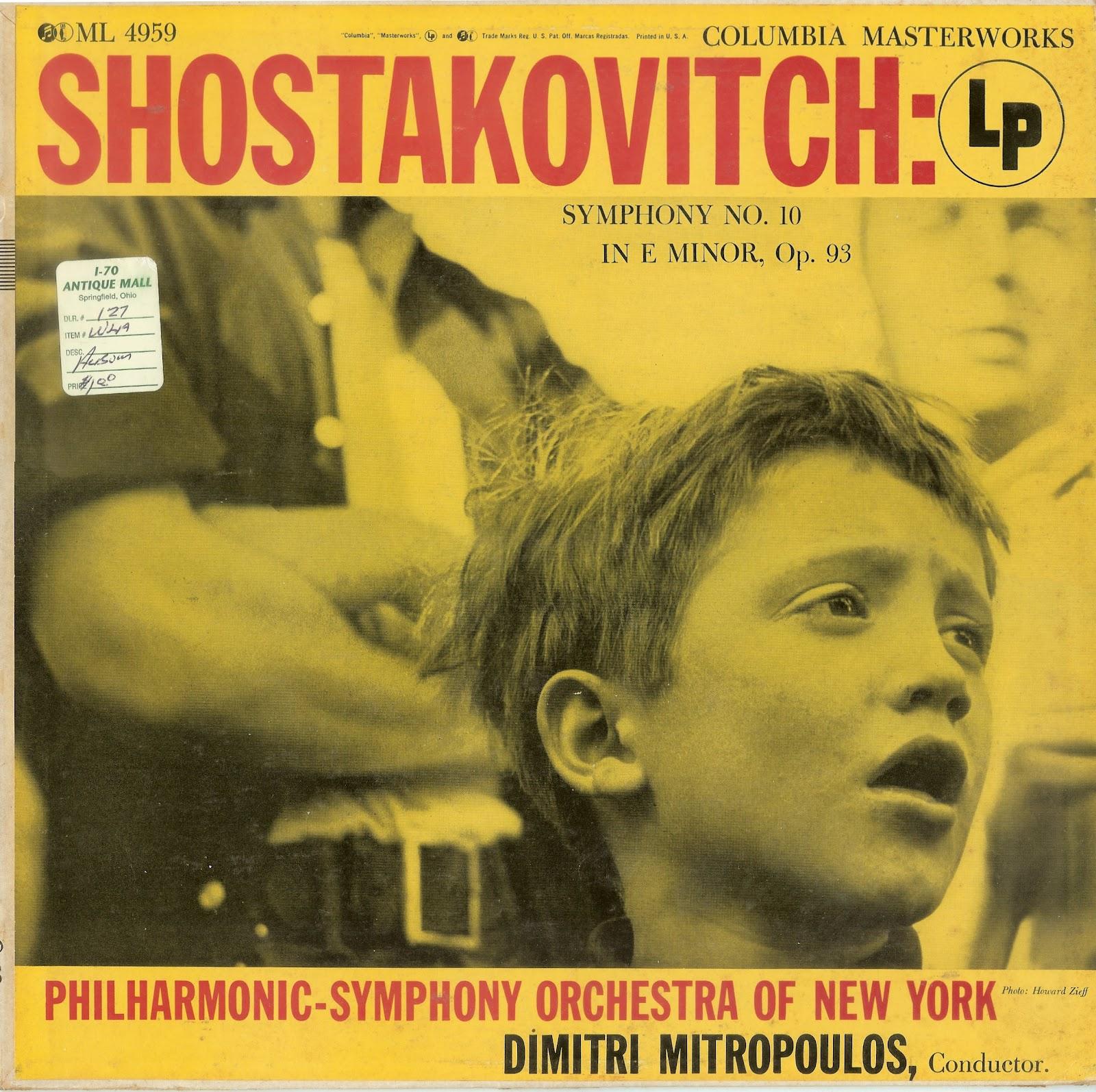 Dimitri shostakovich symphonie 5 final - 2 2