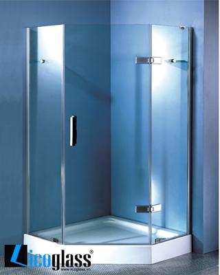 Địa chỉ bán vách kính phòng tắm uy tín