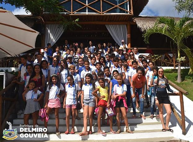 Segunda temporada do Projeto Cânions para os Delmirenses contempla alunos do Povoado Jardim Cordeiro