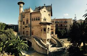 Ernesto Basile's stylish Villino Florio is one of many examples of Stile Liberty in the city of Palermo