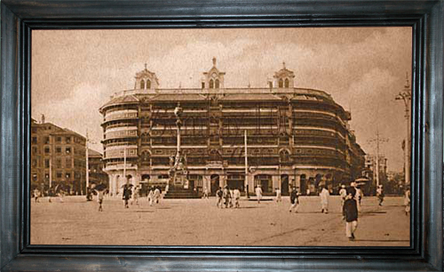 Image result for jer mahal at the Junction of Kalbadevi Road & Girgaon and the Goan history