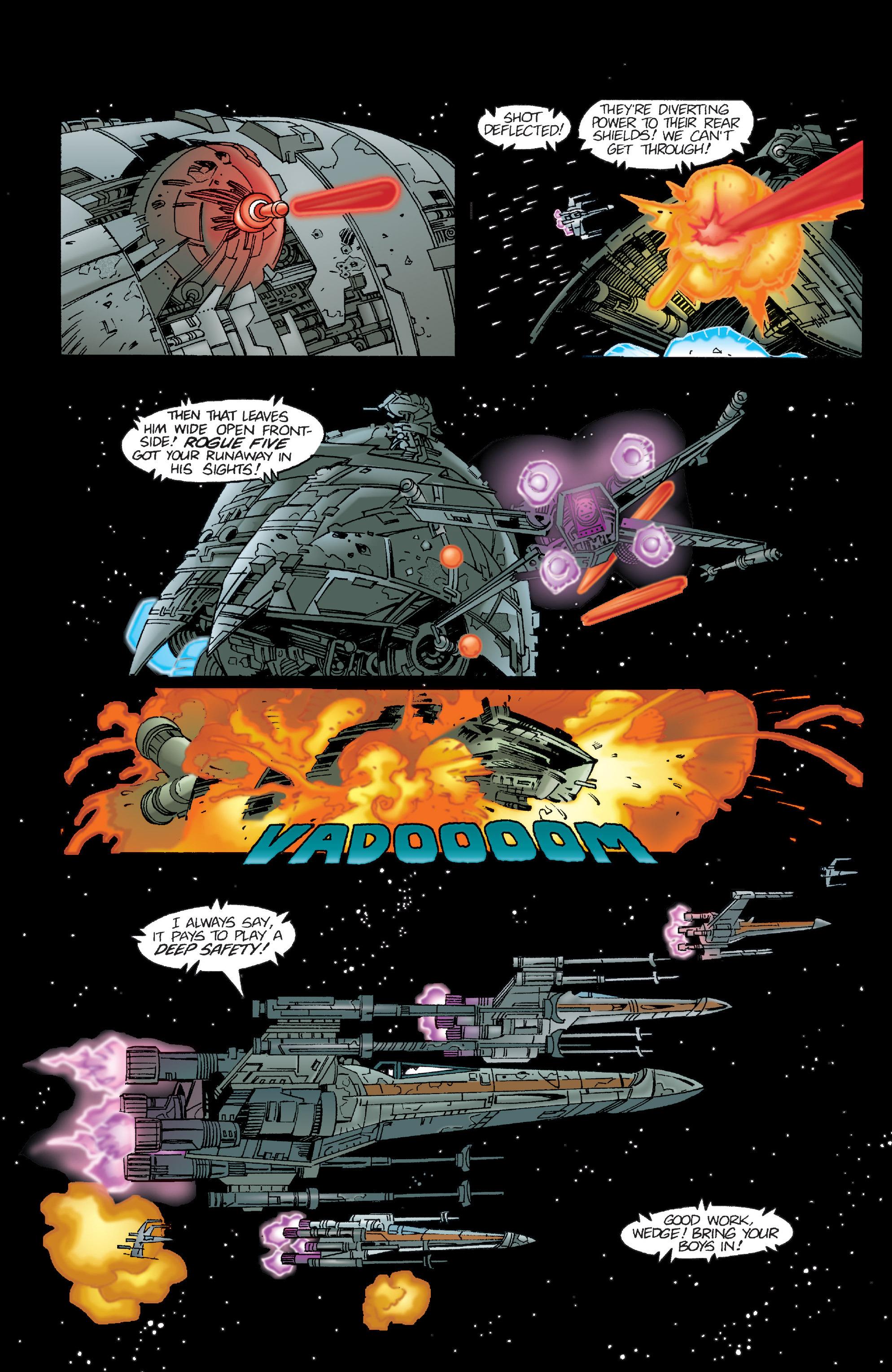 Read online Star Wars Omnibus comic -  Issue # Vol. 11 - 12