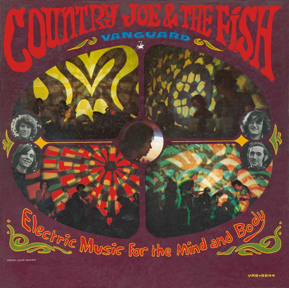 From The Vault: Country Joe & The Fish