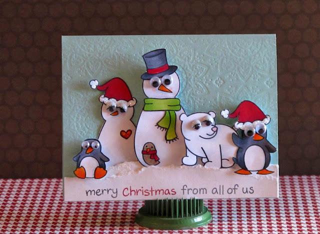 Christmas card making ideas t1fmrtuv