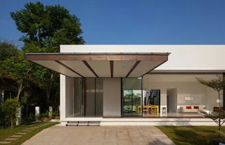 Pictures Of The Latest Minimalist House Canopy Model