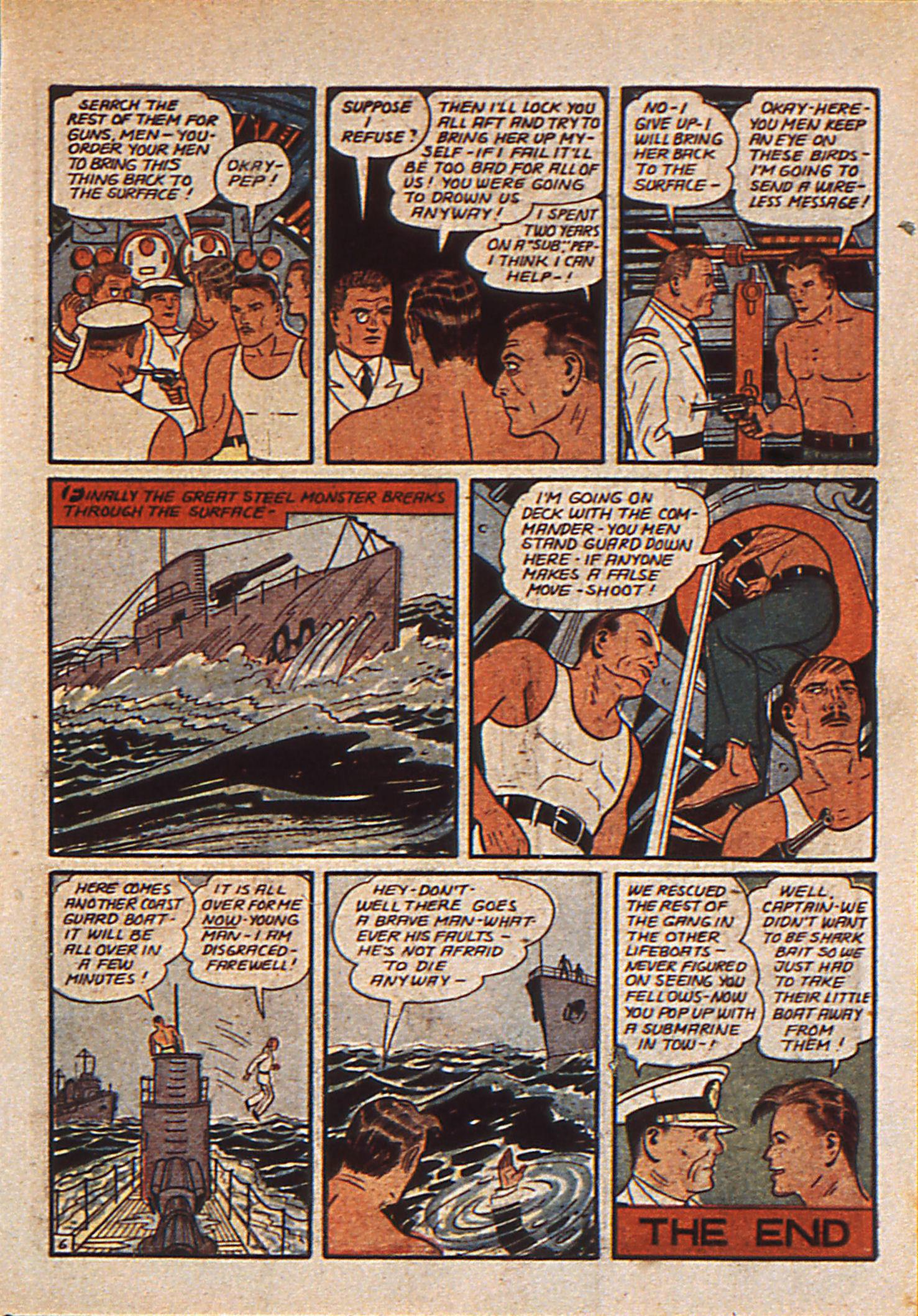 Action Comics (1938) 25 Page 23
