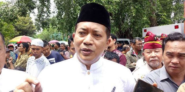 Waketum Gerindra: Kelihatan kubunya Pak Jokowi dan Pak Ma'ruf Amin takut debat