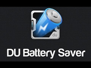 DU Battery Saver free on 9apps - supporting to save up to 50% battery using time