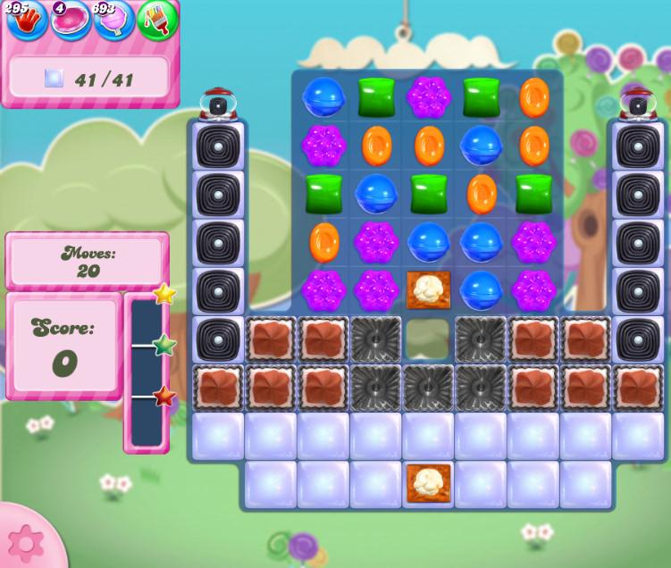 Candy Crush Saga level 2813