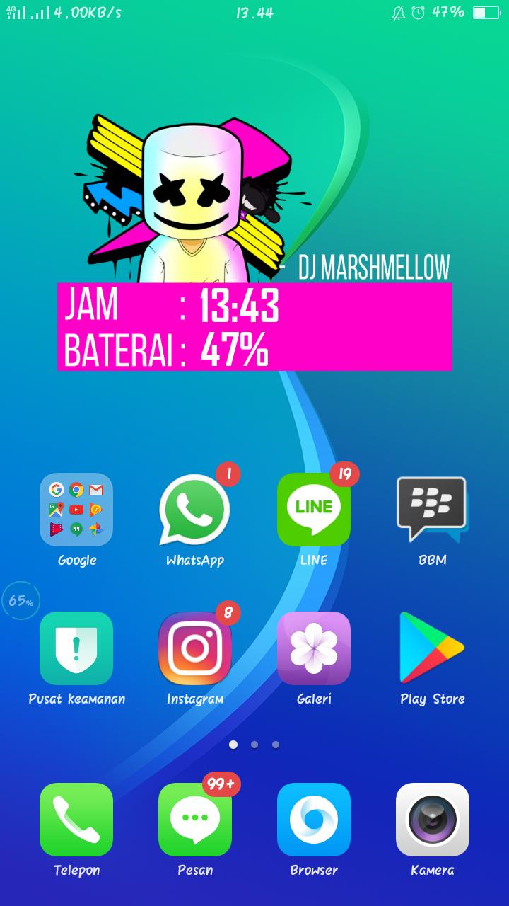 Download zooper widget pro + template | AnggaAndiNuari