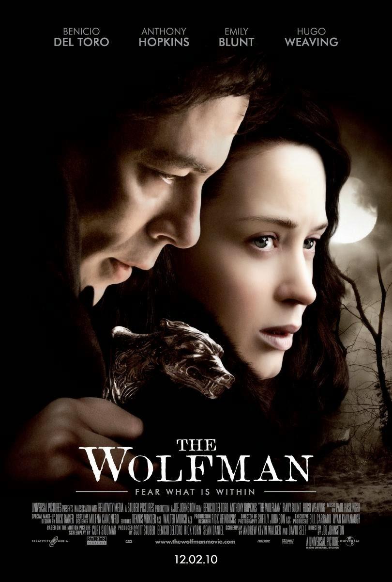 The Wolfman มนุษย์หมาป่าราชันย์อำมหิต [HD][พากย์ไทย]