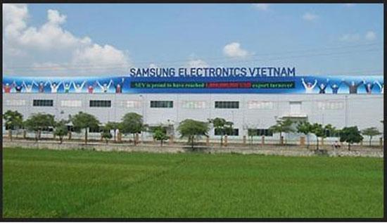 Samsung Akan Bangun Pabrik Layar di Vietnam