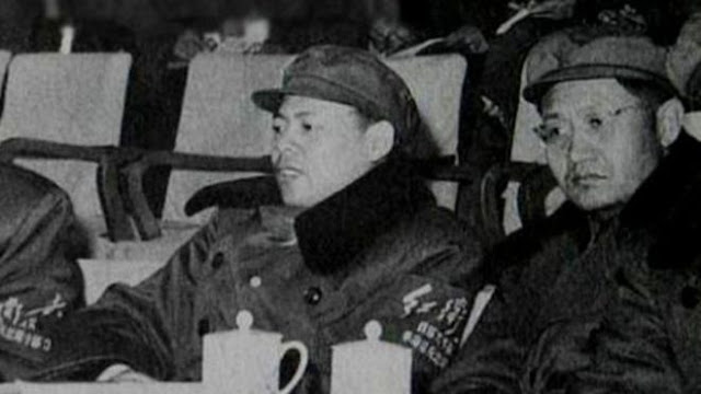 文革「功狗」戚本禹 组图