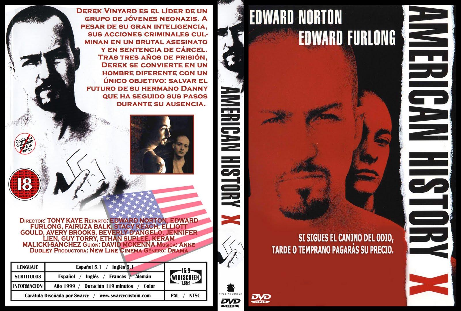 nazi holocaust films american history x